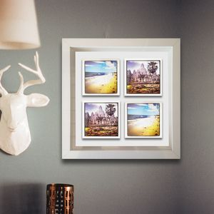 Personalised 3D Box Framed Print - art & pictures