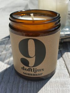Swedish Spa Candle 'Summer'