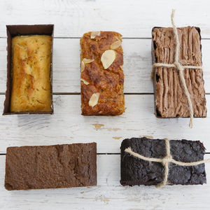 Gluten Free Cake Selection Box - gluten free food gifts