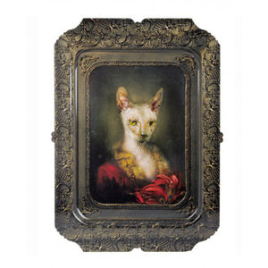 Galerie De Portraits Rectangular Tray Irina - trays