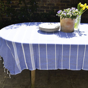 Hamam Table Cloth - tablecloths