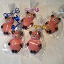 Chocolate Pig Wedding And Party Favours