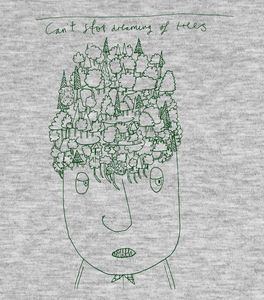 Can't Stop Dreaming Of Trees T Shirt