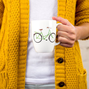 Bike Mug - gifts for cyclists
