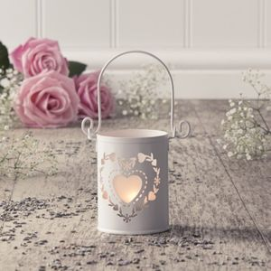 White Heart Tea Light Holder - view all sale items