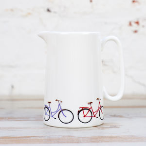 Half Pint Bike Milk Jug
