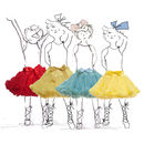 Bright Petticoats