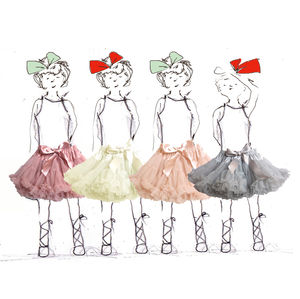 Pastel Petticoats - children's skirts
