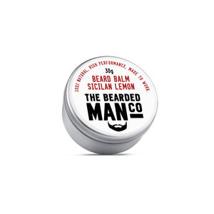 The Bearded Man Company Beard Balm 30g