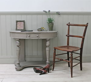 Distressed Ornate Victorian Dressing Table