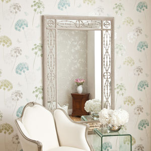 Vintage Antiqued Mirror