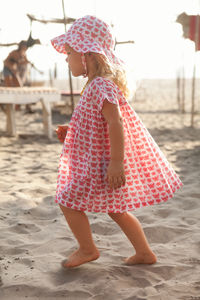 Little Flutter Sleeve Dress