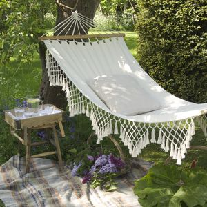Lazy Days Large Garden Hammock - garden furniture