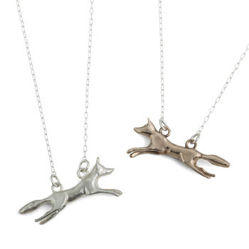 Foxy Loxy Necklace