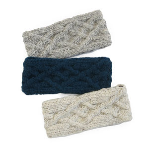 Pesha Knit Headband - hats, scarves & gloves