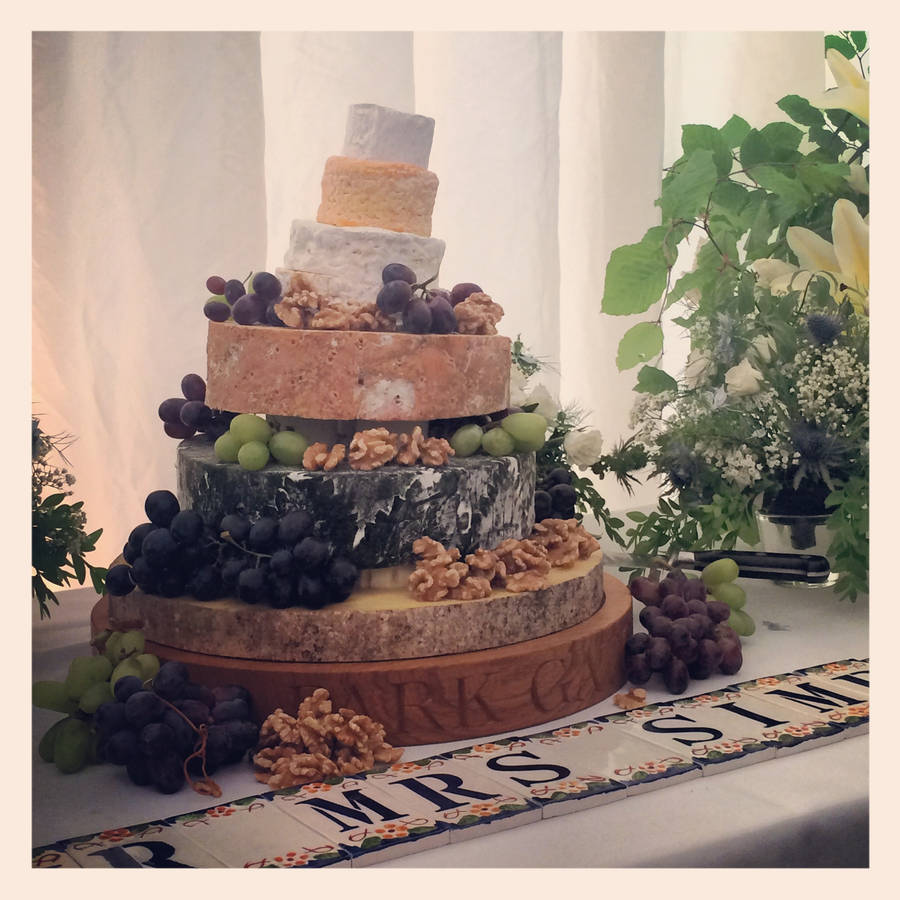 wedding cake stand not on the high street the wedding cake stand by the oak amp rope company 25639