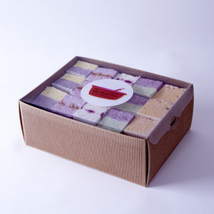 Thirty Classic Mix Assorted Flavours Mallow Party Box - marshmallows