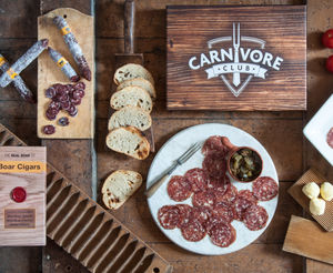 Three Month Artisan Charcuterie Subscription - gifts for him