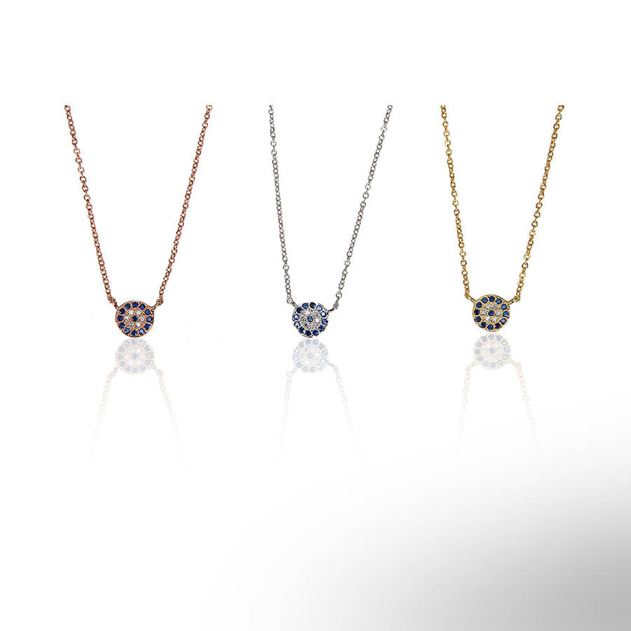 gold white necklace diamonds with jewelry eye alef blue evil and pendant by bet diamond