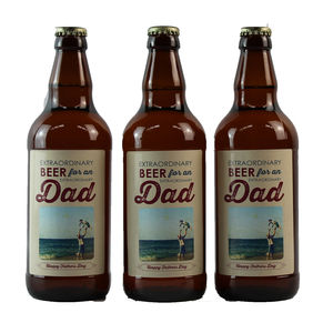 Father's Day Beer Gift Set - as seen in the press