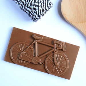 Creighton's Chocolate Hipster Bike - gifts under £15