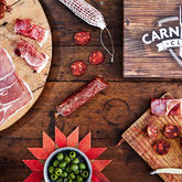 Artisan British Charcuterie Box - food & drink