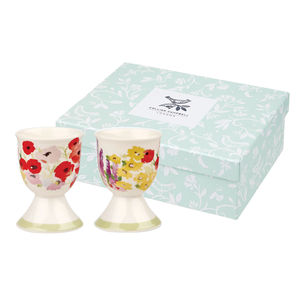 Painted Garden Egg Cups Boxed Set - view all sale items