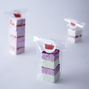Thirty Gourmet Marshmallow Favours For Wedding Or Event