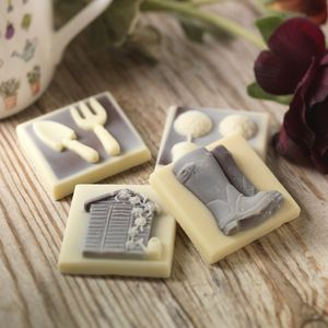 Chocolate Gardening Set - stocking fillers under £15
