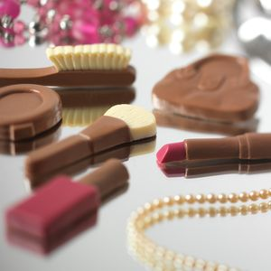 Chocolate Make Up Set - novelty chocolates