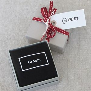 'Groom' Wedding Socks - groomed to perfection