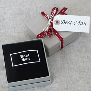 'Best Man' Wedding Socks