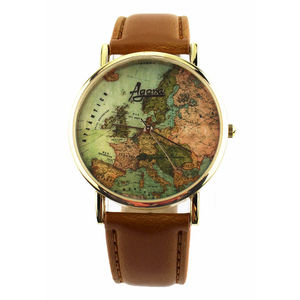 Europe Map Watch - watches