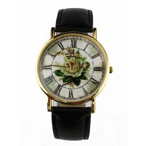 Antique Rose Watch - men's jewellery