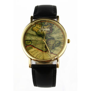Americas Map Watch - mens