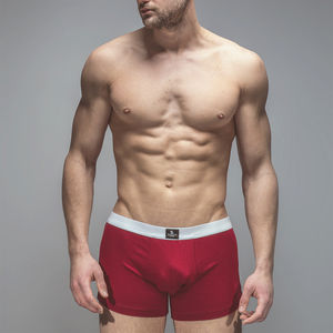 Men's Trunk Fit Boxer Shorts