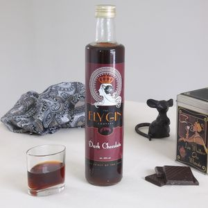 Ely Gin Dark Chocolate - gifts for her