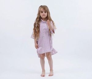 Stripey Nightshirt - children's nightwear