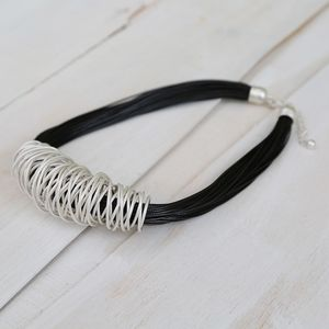 Bali Metal Spar Necklace - women's sale