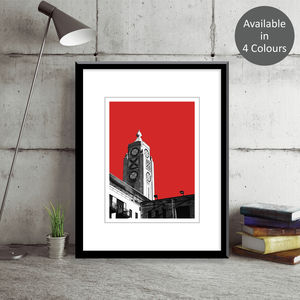 Oxo Tower London Limited Edition Print - contemporary art