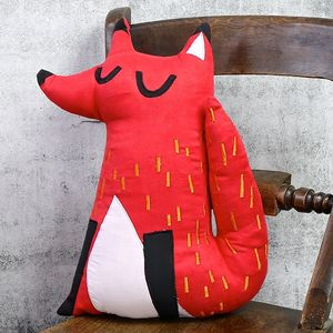 Forest Fox Cushion - what's new