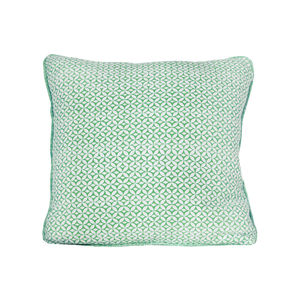 Portia, Lake Green Cushion