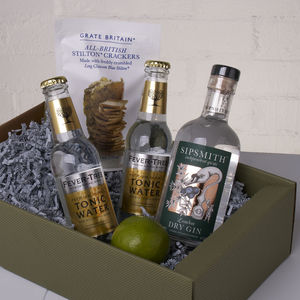 Ultimate Gin And Tonic Kit - gifts for friends