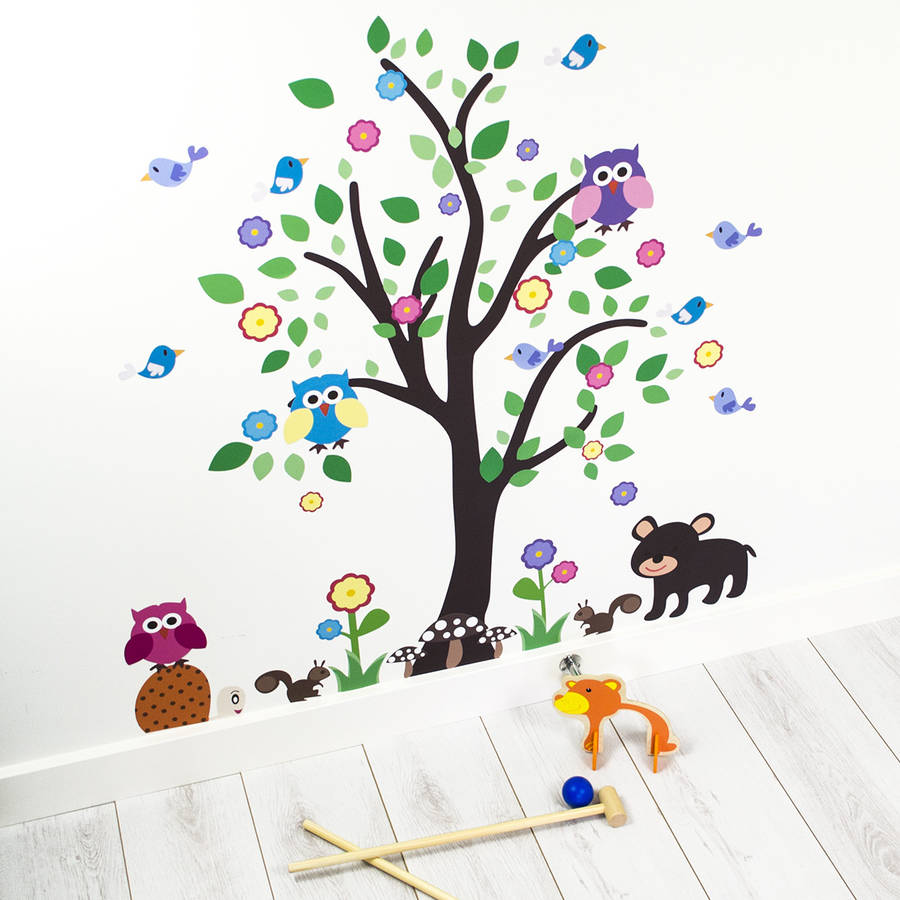 Kids Bedroom Tree delighful kids bedroom tree y in design inspiration