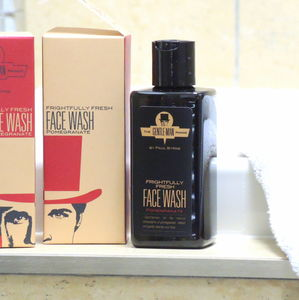 'Frightfully Fresh' Pomegranate Mens Face Wash