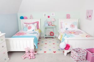 Daisy Floral Duvet Set - less ordinary children's room