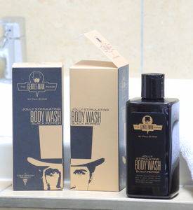 'Jolly Stimulating' Black Pepper Body Wash - gifts for him