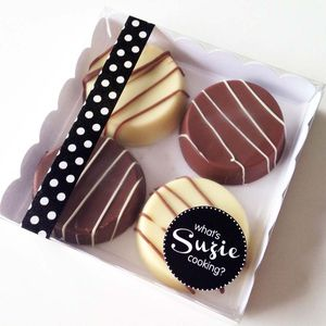 Chocolate Covered Biscuits - biscuits and cookies
