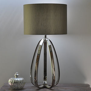 Sienna Table Lamp And Shade - table lamps