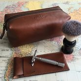Shaving Kit Bag And Razor Cover - shop by room